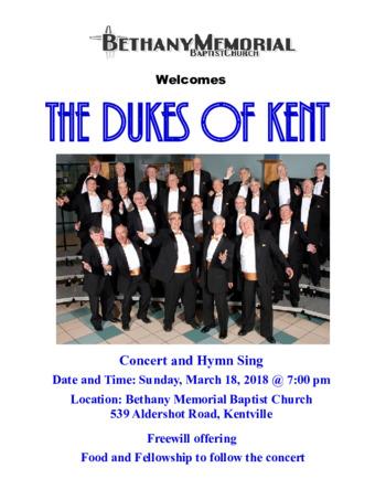 Dukes of Kent